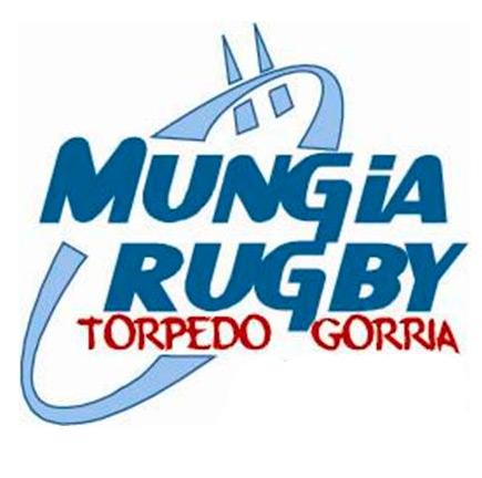 Mungia Rugby Torpedo Gorria
